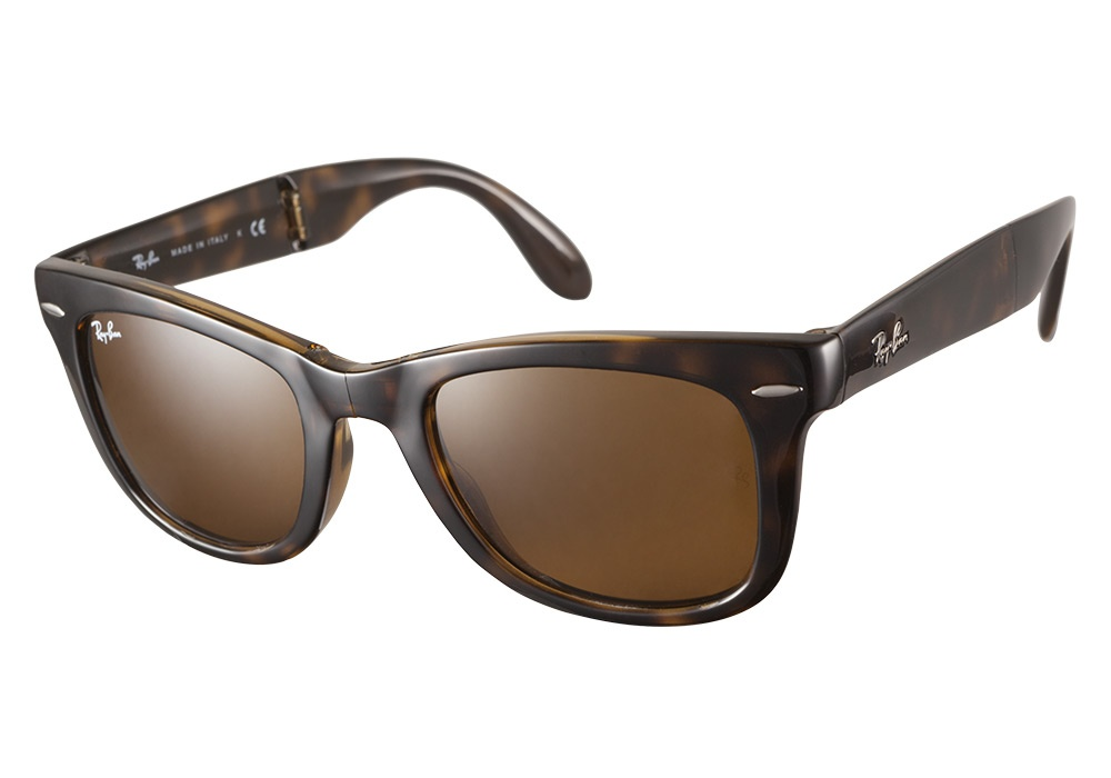 aef33bb8fd ContactsExpress.ca -- Ray-Ban -- RB4105 Folding Wayfarer