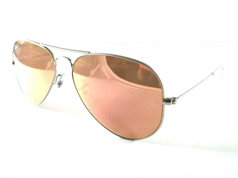 dbc3b199659a6 sale rayban aviator gold brown gradient 58mm unisex sunglasses 11285 c436a  3a505  best contactsexpress ray ban rb3025 aviator d61c1 f161c