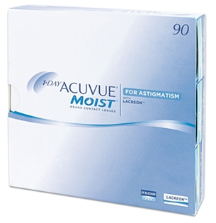 1 day acuvue moist for astigmatism 90 pack contacts in canada or lower no tax. Black Bedroom Furniture Sets. Home Design Ideas