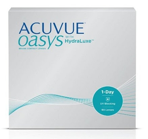 Acuvue Oasys 1-Day 90 Pack with HydraLuxe