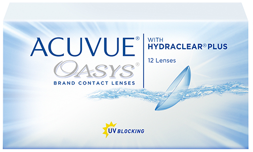 e93ec8b7b95 Acuvue Oasys 12 Pack Contacts in Canada --  59.95 or lower. No Tax.