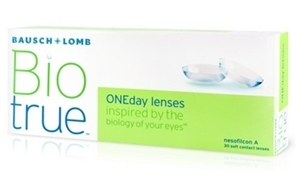 Biotrue ONEday 30 Pack
