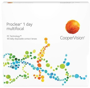 Proclear 1-Day Multifocal 90 Pack