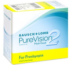 Purevision 2 Multi-focal (For Presbyopia)