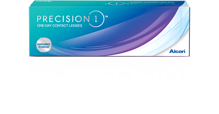 New Precision One Contacts