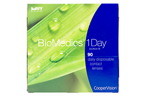 Biomedics 1 Day 90 Pack