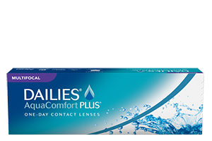 Dailies AquaComfort Plus Multifocal 30 Pack