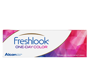 FreshLook One Day Colours