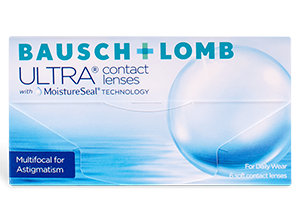 Bausch + Lomb ULTRA Multifocal for Astigmatism
