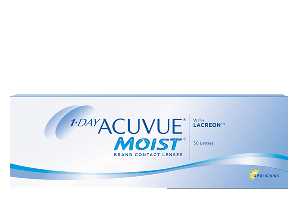 1-Day Acuvue Moist 30 pack