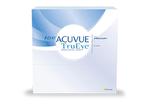 1-Day Acuvue TruEye 90 Pack